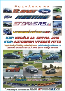 13th FAST FORD MEETING Vysoke Myto VI icon