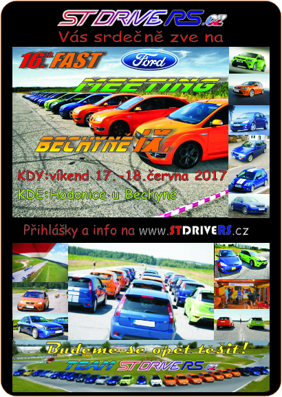 FAST FORD MEETING 16 Bechyne IX small